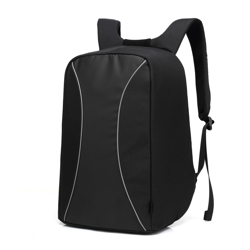Men's Antitheft Travel Laptop Backpack 15 inch Large Capacity Lightweight Nylon School Bags for Teenagers Male USB Charging Bag