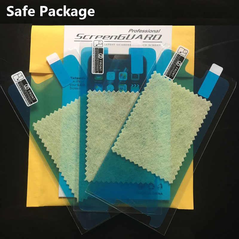 3 cái/lốc Bảo Vệ Màn Hình cho Một Plus Oneplus 3/3T A3010/3010 5 A5000 5T A5010 rõ ràng/Matte/Nano Chống Nổ Màng bảo vệ