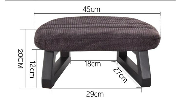 Meditation Stools from iyoganic.com