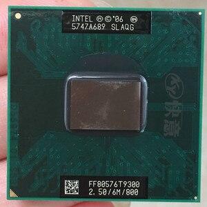 Image 2 - Intel Core 2 Duo T9300 CPU Laptop prozessor PGA 478 cpu 100% arbeits richtig