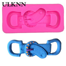 ULKNN Buckle Moulding Cake Mould Originality Silicone Environmental Safety Prepared Foods Convenient