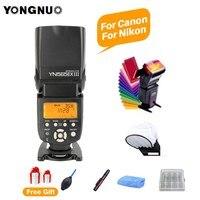 YONGNUO YN565EX III TTL Flash Speedlite for Canon 1100d 650d 600d YN565EX For Nikon D3300 D3100 D5200 D800 D750 D7100 Cameras