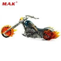 1/6 Ghost Rider пламя огня moto rcycle красное пламя версии moto rcycle транспортных средств Модель литья под давлением moto игрушки для детей Коллекция Подар