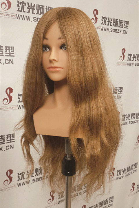 mannequin heads for hair styling hairdress cosmetology maniqui mannequin 7743