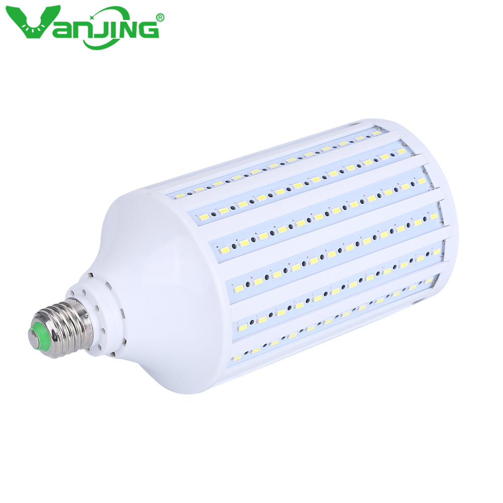 60W LED Bulb E27 E40 Socket 216LED 5630 SMD Cool White Warm White Corn Light Indoor Lighting AC85-265V Bombillas LED Lamp cxhexin g9cx24 5630 g9 5w 3000k 400lm 24 5630 smd led warm white light bulb white ac 85 265v