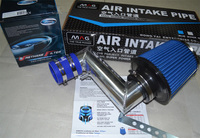 Cold Air Intake Induction Kit/Cold Air Intake System/air intake pipe high flow for Honda Fit 1.3L 1.5L