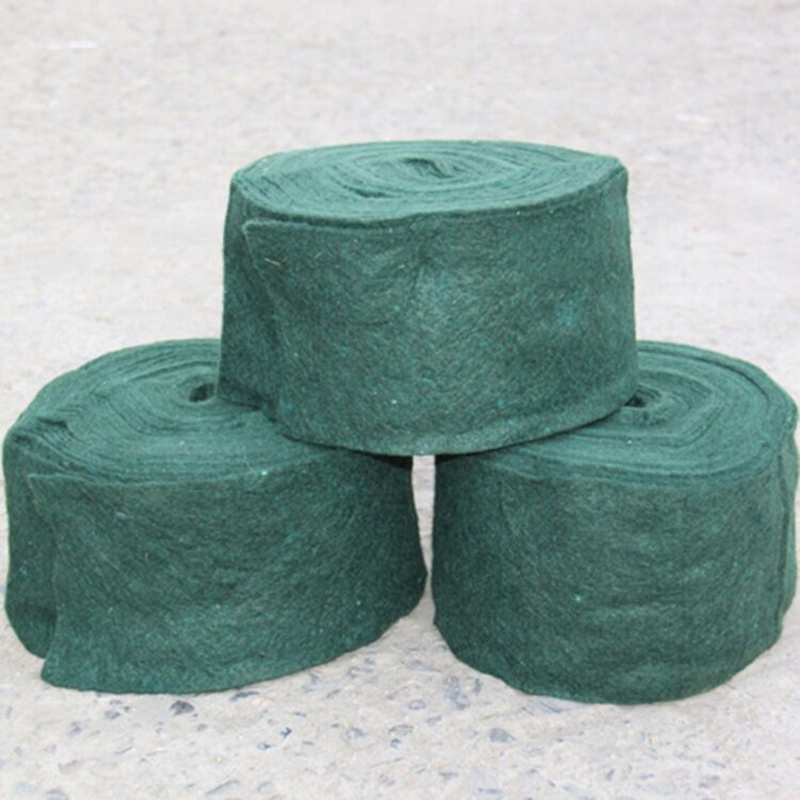 20meters 13cm*2.5mm Trees Winter Protection Cloth Plants Keep Warm Cold-proof Belt Tree Wrapped Cloth Bandages Moisturizing