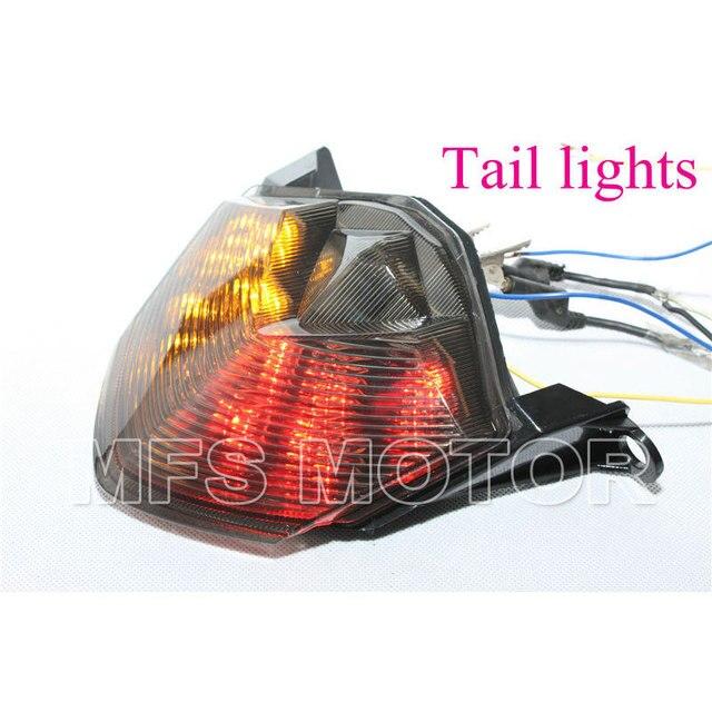 Mfs Motor Motorcycle Motor Parts Led Tail Brake Light For Kawasaki