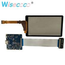 5.5นิ้ว2Kหน้าจอLCD LS055R1SX04 HDMI To MIPI Controller Board SLA 3Dเครื่องพิมพ์แก้วProtectorถอดออกได้backlight