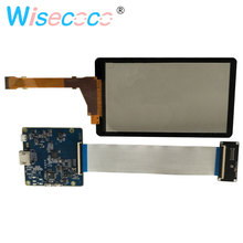 5.5 Inch 2K Lcd scherm LS055R1SX04 Hdmi Naar Mipi Controller Board Sla 3D Printer Met Glas Protector Verwijderd backlight