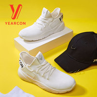 YEARCON Men Causal Shoes Sneakers For Sport Loafers Coconut Shoes 9112ZX97329W