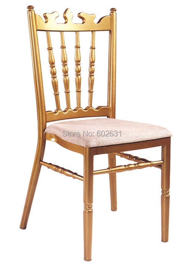 Wedding Aluminum Banquet Chiavari Chair