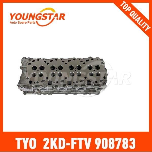 Головка блока цилиндров Hilux/Hiace 2.5tdi 2kd-Ftv 908784 для TOYOTA