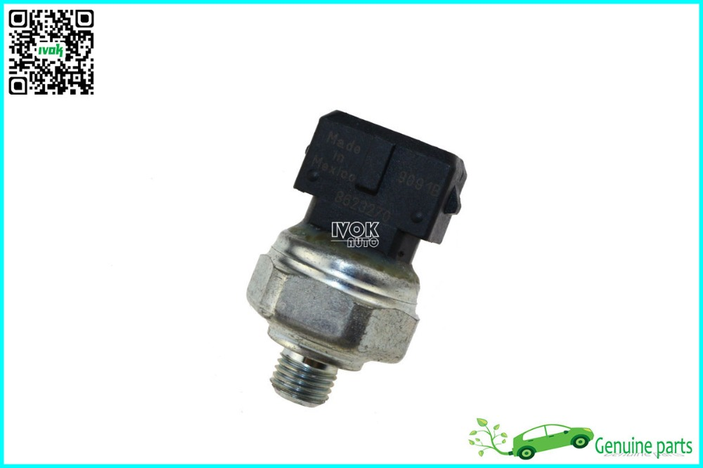Genuine Air Conditioning A C Pressure Switch Sensor For Volvo S60