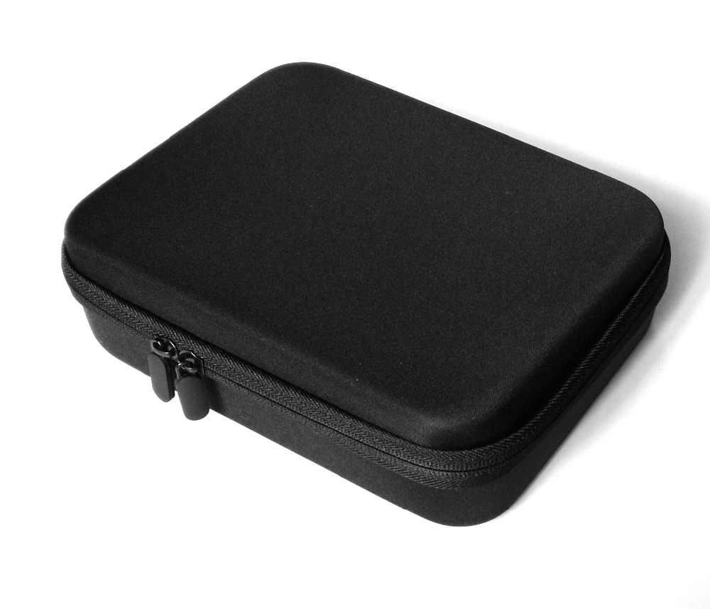 M Ukuran Hitam Go Pro Kasus Koleksi Kotak Travel Shockproof Pelindung EVA Tas Kamera Penyimpanan Untuk HD Vedio Pahlawan 3 + 3 2