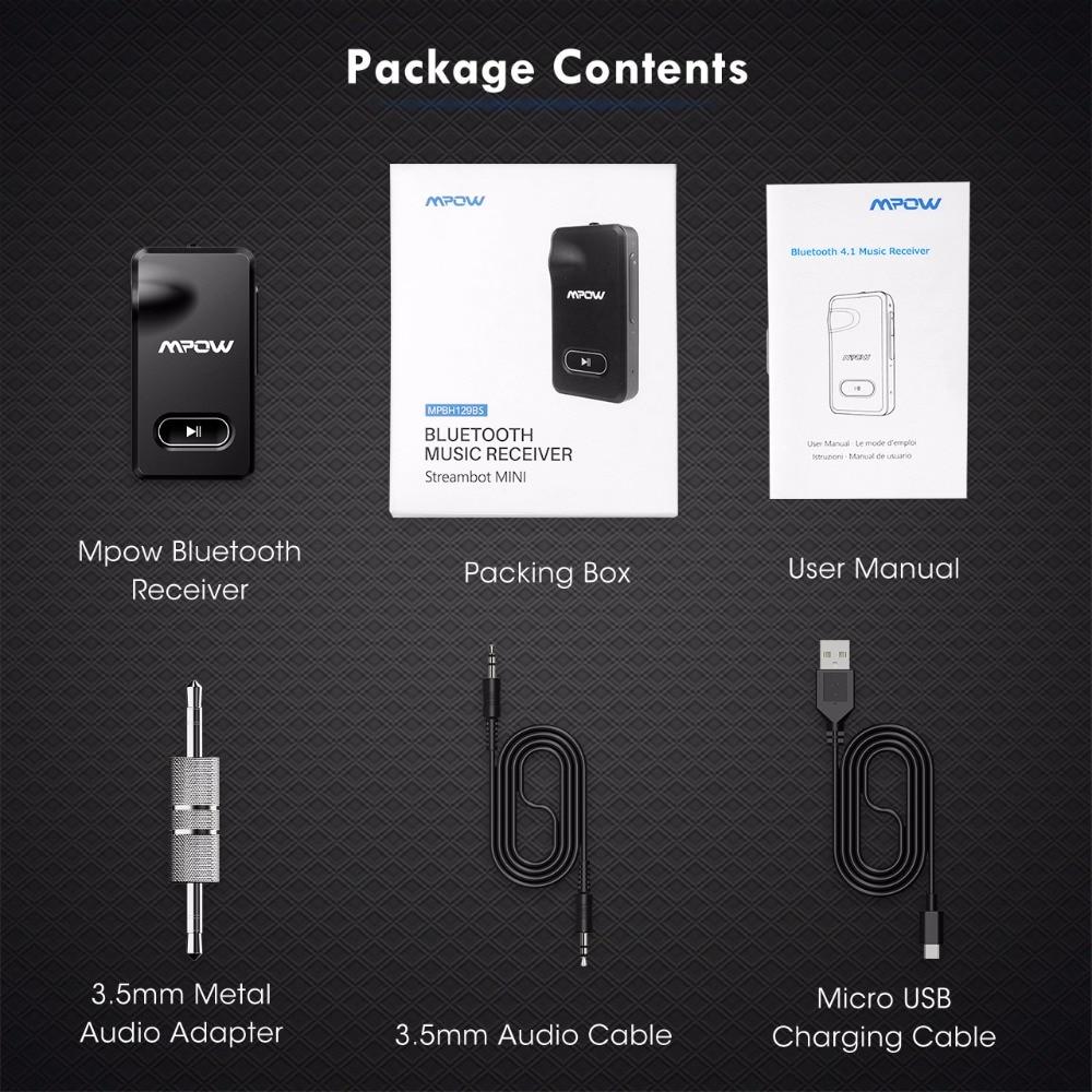 Mpow BH129 Wireless Receiver  (8)