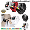 Xmas Gift U8 Bluetooth Smart Watch U Watches Touch Screen Wrist WristWatch Smartwatch for Android IOS Phone Smartphone Call SMS