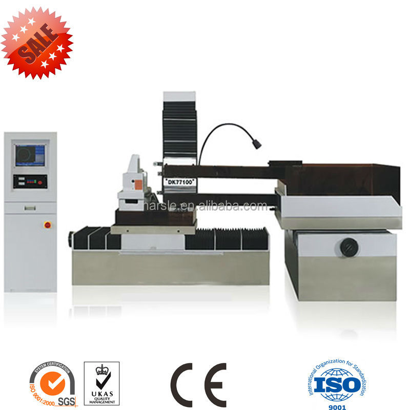 New Desinged high speed cnc wire cut edm machine DK7732 EDM Wire ...