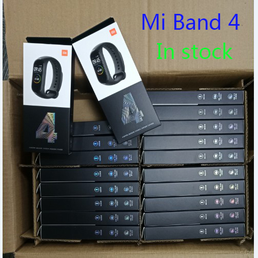 Xiaomi Mi Band 4 fitnesstracker