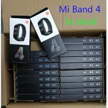 Xiaomi Mi Band 4 Smart Miband 4 Bracelet Heart Rate Fitness 135mAh Color Screen Bluetooth 5.0
