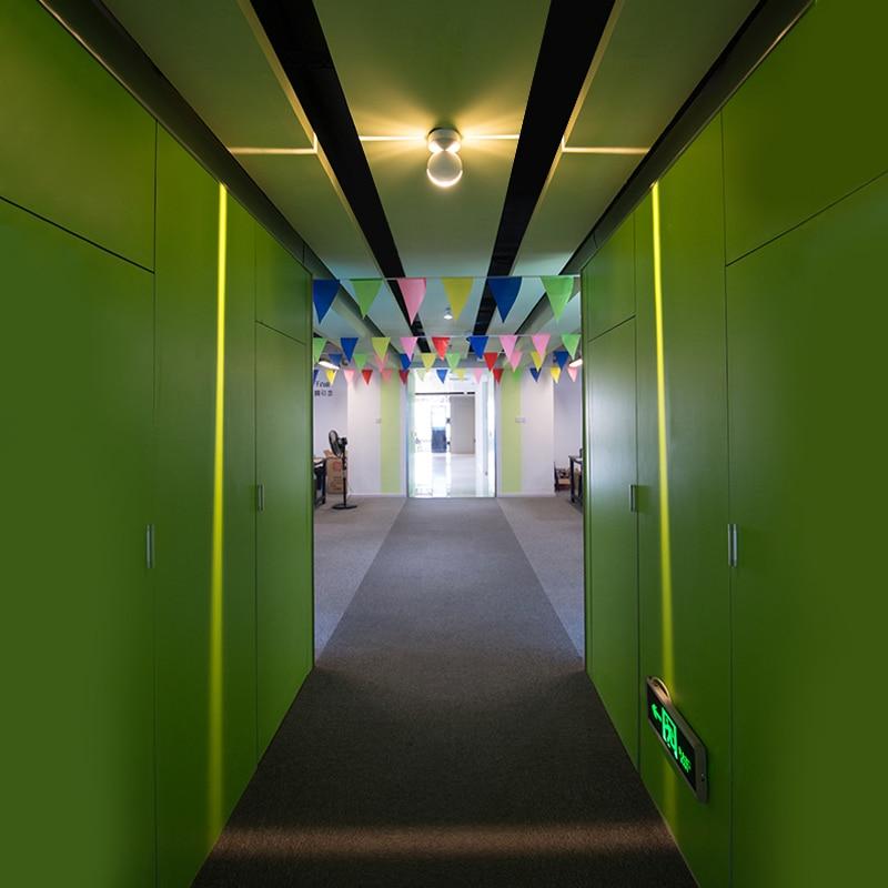 HTB1R.GBO4TpK1RjSZFMq6zG VXaV Modern LED Ceiling Light RGB Dimmable wall Light indoor Lighting balcony Bedroom KTV hotel corridor Surface Mount Remote Control