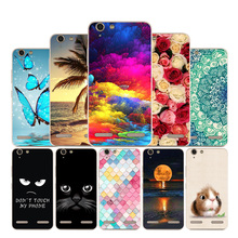 Case for Lenovo Vibe k5 Plus A6020 printing tpu soft shell silicone protective cover plus a6020 TPU cases