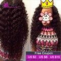 ALLove 8A Peruvian Deep Wave 4 Bundles Cheap Peruvian Virgin Hair Deep Wave Unprocessed Deep Curly Wet and Wavy Human Hair Weave