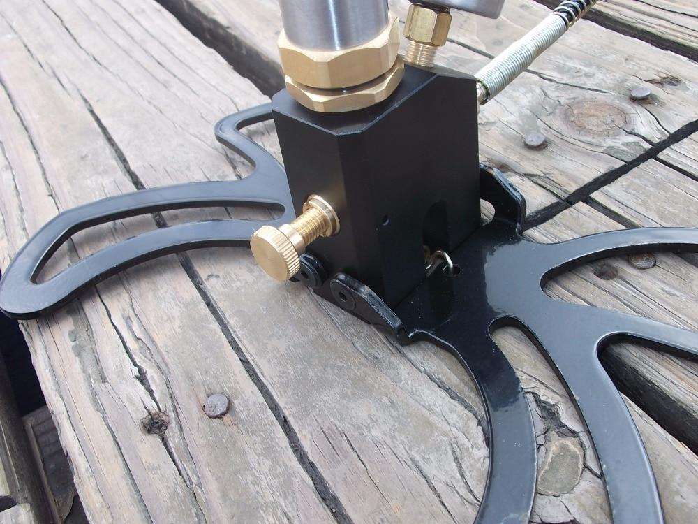 Foldable Manual high pressure PCP pump 4500psi 300bar 30mpa Air rifle Airgun PCP pump PCP bomba along with the 1 pcs filter