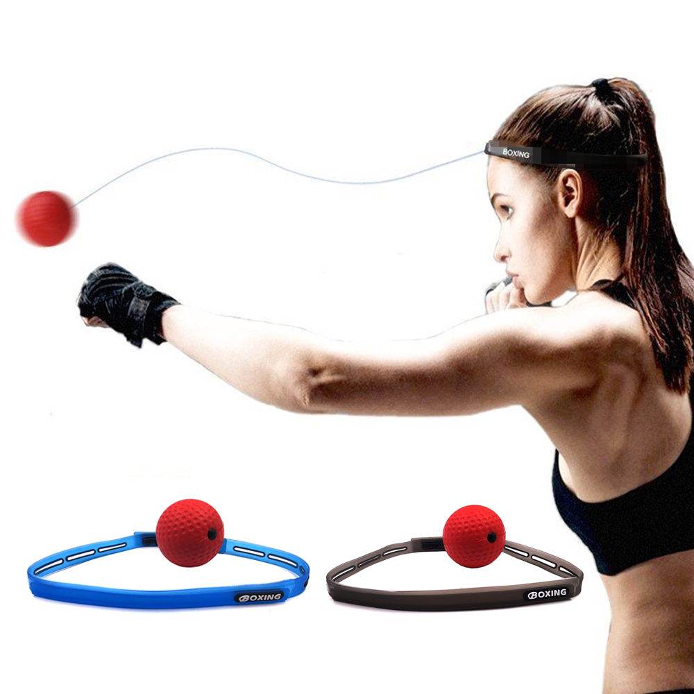 Fight Speed Ball Reflex Speed For Training Boxing Punch Exercise Equipment