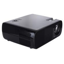 BL-20 Mini LED Proyector de Vídeo Full HD Proyectores 1080 P 2600 lúmenes de Cine En Casa LCD Proyector Educación HDMI VGA AV USB Beame