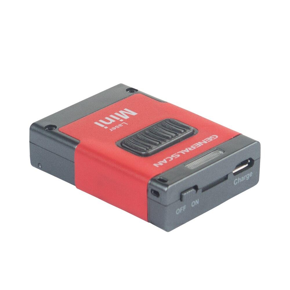 Best продавец Generalscan GS M100BT-hp 1D мини лазерная Bluetooth сканер штрих-кода