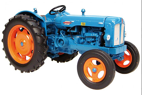 UH-2636 1:32 Fordson power Major трактор игрушка