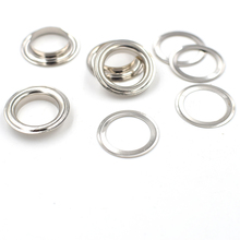 50 sets / bag. An inner diameter of 17mm eyelets. Metal hole. rope Button. Mold. Button tools. Snaps