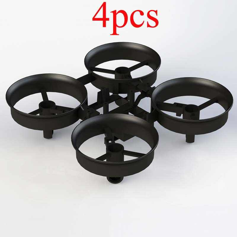 4PCS Everyine E011 RC Drone Rack Frame for 716 720 718 Motor Inductrix FPV Pro Betaflight Whoop FC Tiny Whoop DIY Model Parts