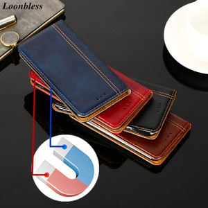 Doogee N20 case BL5000 case Doogee BL5000 Cover Phone Leather Flip magnetic Book back skin Coque For Doogee BL5000 BL 5000 case(China)