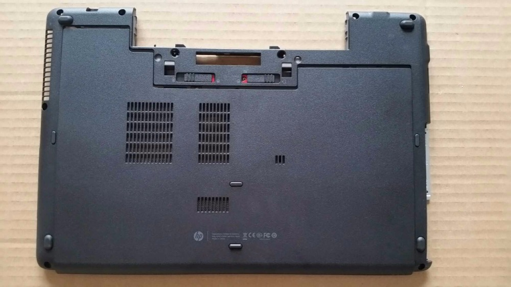 New Original For HP ProBook 650 655 G1 Base Cover Bottom Hdd Door Assembly 738692-001 738692-001