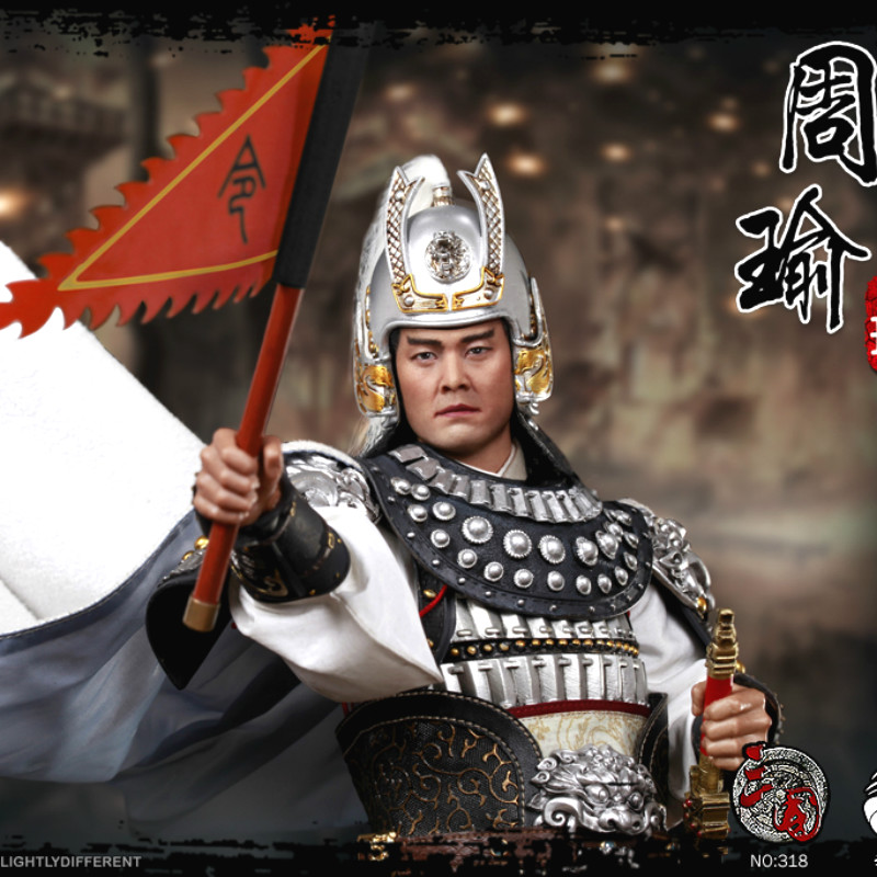 Zhou Yu A.k.a Gongjin 12inch Collectible Action Figure For Fans Holiday Gift Toys & Hobbies Shop For Cheap 303toys 1/6 No.318 Three Kingdoms Series