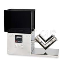 (1L) v-1 Edelstahl Mini Pulver Mischer Maschinen/Pulver Mixer Maschine/Pulver Mischen Maschine (110 V 60 HZ)