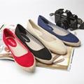 Женская обувь квартиры 2016 женская обувь летняя повседневная выбоина старинные мелкая рот квартиры обувь плоский каблук ежедневно повседневная обувь