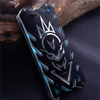 Hot Sale For Huawei Honor 10 Case Luxury 3D Hard Metal Aluminum Frame Armor Full Body Protective Back Phone Case Cover Fundas