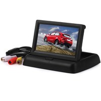 High Definition 4 3 Inch Car Rear View Monitor With Reserving Digital LCD TFT Display Screen