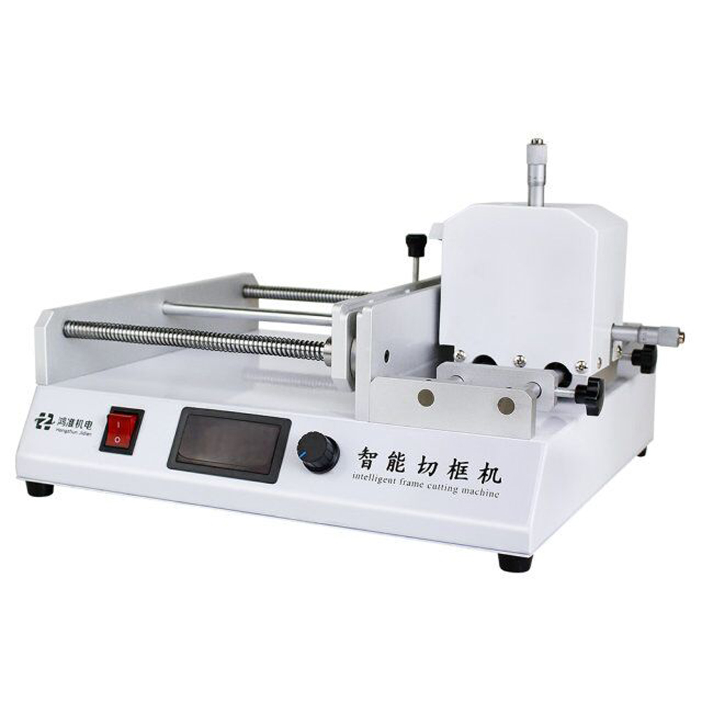 Laser Cutting Frame Machine For Tempered Glass Different Mobile Phone Screen Protector Cutting Screen Repair Refurbished Tool - 2