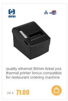 Detail Feedback Questions about 80mm wifi thermal printer with opos