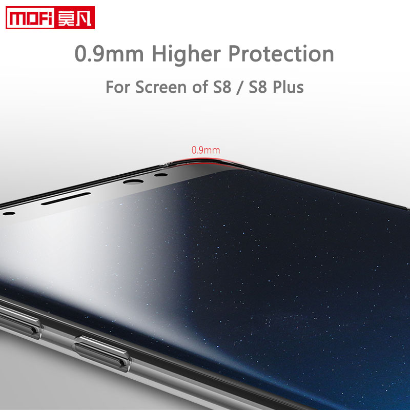 Case untuk Samsung galaxy s8 silikon lembut kembali mofi ultra jelas - Aksesori dan suku cadang ponsel - Foto 2