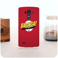 """Phone Case """"The Big Bang Theory"""" for LG"""