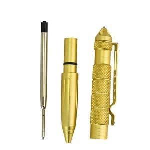Image 4 - Hoge Kwaliteit Verdediging Persoonlijke Tactical Pen Zelfverdediging Pen Tool Multipurpose Luchtvaart Aluminium Anti Slip Draagbare