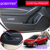 QCBXYYXH For Subaru XV 2018 4pcs Set Car Styling Protector Side Edge Protection Pad Protected Anti