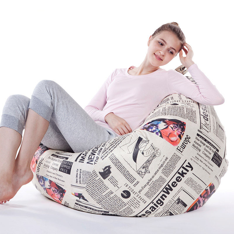 Modern Beanbag Sofa Home Furniture Sofas Bean Bag Chair For Living Room Fashion Leisure lazy comfortable Sofas varieties styles 2016 bean bag chair special offer european style three seat modern no fabric muebles sofas for living room functional sofa beds