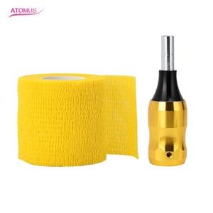 1 Set Yellow Aluminum Rotary T