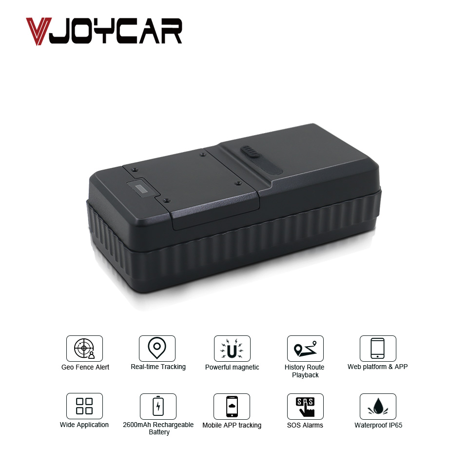 Portable Magnetic Mini GPS Tracking Devi Real Time Locator GPS Tracker Device Long Battery Life Waterproof